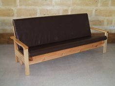 simple wooden sofa design - بحث Google\u200f & 17 best homemade sofa images on Pinterest | Couches Sofas and ...