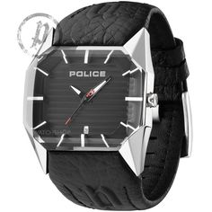 Mens Police Vector Watch 12176JS/02A