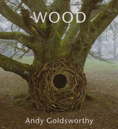 In this remarkable book, artist Andy Goldsworthy offers a compelling look at the essence of wood as he has come to know it through his sculpture. Antony Gormley, Barbara Hepworth, Henry Moore, Louise Bourgeois, Land Art, Andy Goldsworthy Art, Art Environnemental, Fashion Design Books, Naturaleza