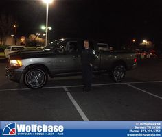 #HappyBirthday to Shane Brown from Michael Foster at Wolfchase Chrysler Jeep Dodge!