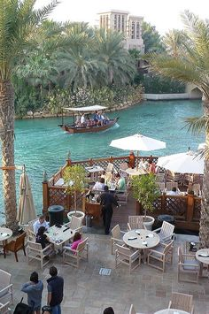 Souk Madinat Jumeirah, Dubai I've always wanted to go to Dubai! Someday, I will!