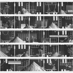 'Takip Ettiklerimiz' serisinin son konuğu mimari temsilin içi boşaltılmış bir araç olmadığına, üzerine derinlemesine düşünülebilecek bir mecra olduğuna inancımızı tazeleyen bir platform: KooZA/rch.