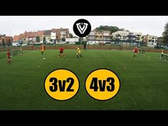 and game for young football players. The game starts when the attacker hits the hand of the defender. Young Football Players, Games Football, Female Soccer Players, Football Drills, Soccer Coaching, Soccer Training, Soccer Workouts, Soccer Stuff, Training Exercises
