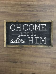 Hand Painted Wood Sign Size: Choose Colors Below Sign Comes With Hook To Hang (You Attach) All Order Have A 2 Week Production Time Copyright JaxnBlvd 2016 Christmas Signs Wood, Holiday Signs, Christmas Wreaths, Christmas Crafts, Christmas Decorations, Christmas Fern, Christmas Wrapping, Homemade Christmas, Christmas Ideas