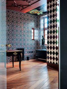 La casa dell'architetto Annabel Karim Kassar a Londra /// The house of the architect Annabel Karim Kassar in London • Foto George Fessy e David Brook