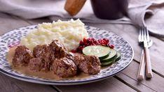 Albóndigas suecas (Köttbulllar) - Nina Olsson - Receta - Canal Cocina