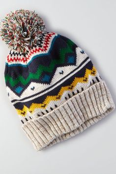 Colorful Rabbit Pop Art Mens Beanie Cap Skull Cap Winter Warm Knitting Hats.