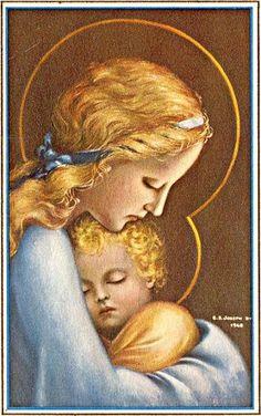 """""""Quem respeita Maria, seja santo ou pecador, não será levado pelo demônio infernal."""" - (Santa Catarina de Sena)"""