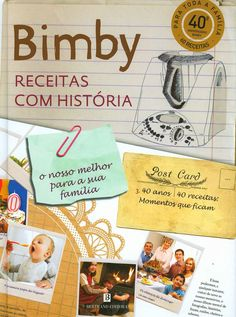 Bimby Receitas com Historia Kitchen Reviews, Kitchen Aid Mixer, Food Hacks, Make It Simple, Slow Cooker, Yummy Food, Delicious Recipes, Food And Drink, Cooking