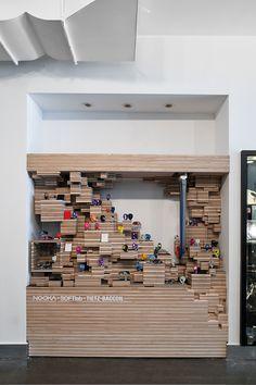NOOKA Display | SOFTlab | Archinect
