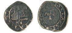 NumisBids: Numismatica Varesi s.a.s. Auction 67, Lot 213 : CHIO LA MAONA (1347-1566) Tornese, s.d., 1487-1488, sigle di...