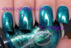 Scrangie: Orly Cosmic FX Collection Fall 2010 Halley's Comet