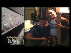 ALEJANDRO PRECIADO - Sonidos del bajo. En ABRIL 2013 - con el maestro  Nestor Vanegas en  Estudios DB-LATIN marcando el ritmo y dando profundidad a la armonía.