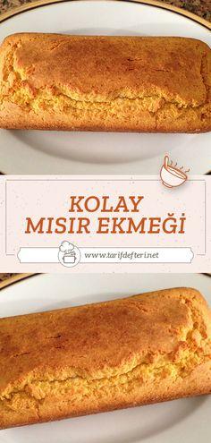 Turkish Recipes, Bread Baking, Bread Recipes, Banana Bread, Breakfast Recipes, Brunch, Food And Drink, Pizza, Gluten Free