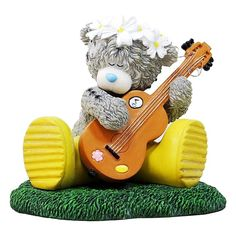 """""""Music To My Ears"""" Me to You Bear Figurine (May Pre-Order) £22.50 http://www.metoyouonline.com/details.aspx?pid=15430&referrer=fb"""