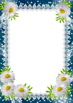 Picture Frame Flowers – Pictures of Flowers Picture Borders, Flower Picture Frames, Flower Frame Png, Frame Border Design, Boarder Designs, Page Borders Design, Molduras Vintage, Boarders And Frames, 2 Clipart