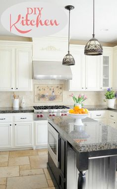 How to paint oak cabinets My Uncommon Slice of Suburbia