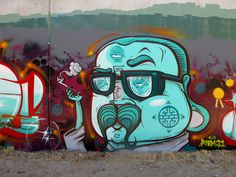 Amazing street art and graffiti | From up North