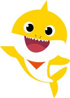 Happy Birthday Printable, Free Printable Birthday Invitations, Baby Shower Invitation Templates, Disney Invitations, Baby Shark Song, Baby Shark Doo Doo, Shark Background, Shark Images, Shark Party Decorations
