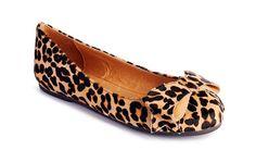 Rinna (37) Leopard shoe flats