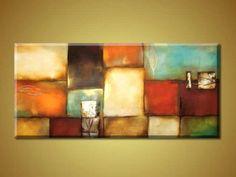 Cuadros Pinturas Al Oleo Cuadros Modernos Contemporaneos Minimalistas Art N Craft, Diy Art, Contemporary Abstract Art, Arte Pop, Artist Gallery, Magazine Art, Art Techniques, Painting Inspiration, Painting & Drawing