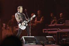 Metallica fecha segundo dia de Rock in Rio