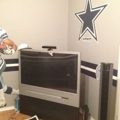 Dallas Cowboys Game Room#Pin By:Pinterest++ for iPad#