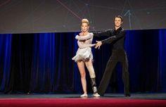 Bailarina que perdeu a perna no atentado de Boston volta a dançar | Portal PcD On-Line