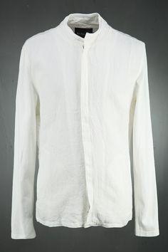 Box Slim Fit Zip Up Shirts