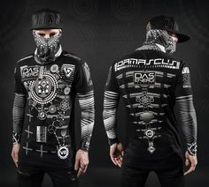 CYBERPUNK MUMMY SLEEVES – Damascus Apparel