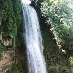 """#waterfall #greece #edessa #day_to_remember"""