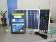 home use 300W solar power system $112~$118