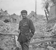 Août 1918 : les alliés passent à l'offensive.   Roye