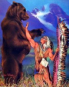 Bear Spirit Medicine                                                                                                                                                                                 More