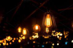 Retro light bulb by Pushish Images on @Horseshoe Bend, Arizona