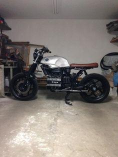 K100 Scrambler, Bmw K100, Motorbikes