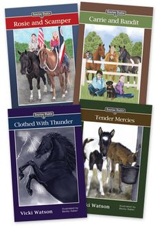 Sonrise Stable Series ~ Books 1   look for these books for the girls!