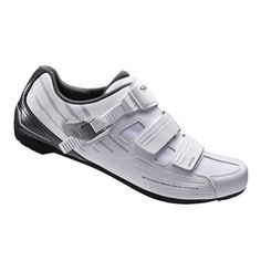 Shimano RP3 SPD-SL Cycling Shoes - White  #CyclingBargains #DealFinder #Bike #BikeBargains #Fitness Visit our web site to find the best Cycling Bargains from over 450,000 searchable products from all the top Stores, we are also on Facebook, Twitter & have an App on the Google Android, Apple & Amazon PlayStores.