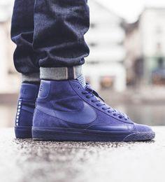 fce14b10dedc NIKE Blazer Mid Premium Vntg Popular Sneakers