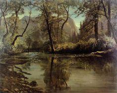 Yosemite Valley, California - Albert Bierstadt