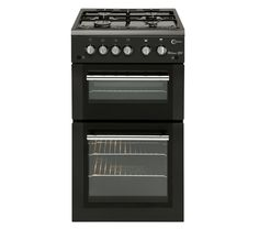 Buy FLAVEL MLB51NDT Gas Cooker - Anthracite | Free Delivery | Currys