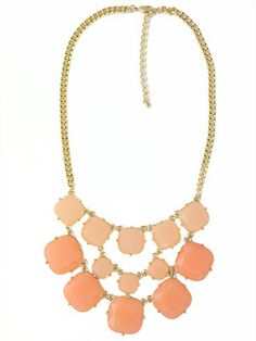 Found an awesome online store with super reasonably priced statement jewelry! So cute for only $29!