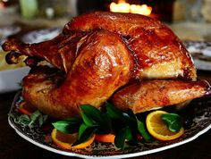 Recipe for My Favorite Turkey Brine - I brine a turkey every year because it's the right thing to do.