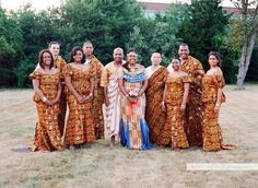Ghanaian wedding