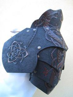 Leather work 72 detail 1 by ~HamraBDG on deviantART