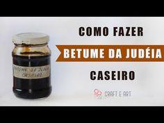VERNIZ  PÓ DE CAFÉ ARTESANAL .EFEITO  ENVELHECIDO@ USO GERAL.PASSO A PASSO - YouTube