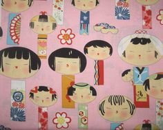 This is such cute fabric!