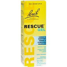Bach Flower Remedies Rescue Gel - 30 G