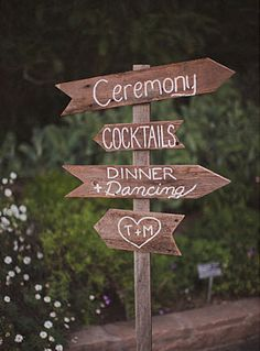 for all my friends who are planning weddings...