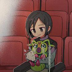 Digimon Adventure 02, All Art, Twitter, Cute, Anime, Cute Stuff, Kawaii, Cartoon Movies, Anime Music